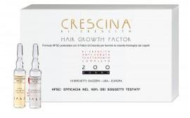 CRESCINA HFSC100% COMPLETE TREATMENT 200 WOMAN, Για γυναίκες (10+10 φιαλίδια ), Πλήρης θεραπεία κατά της τριχόπτωσης και ταυτόχρονα ανάπτυξη μαλλιών