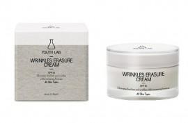 YOUTH LAB Wrinkles Erasure Cream All Skin Types 24ωρη κρέμα με αντιρυτιδική, συσφικτική και lifting δράση για κάθε τύπο δέρματος, 50ml