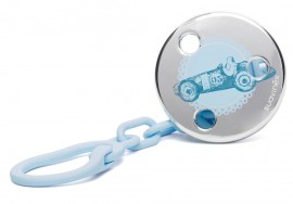 SUAVINEX TOYS  Κλίπ αλυσίδας Σχέδιο Μπλε αυτοκινητάκι code 10 3800928 BlueCar