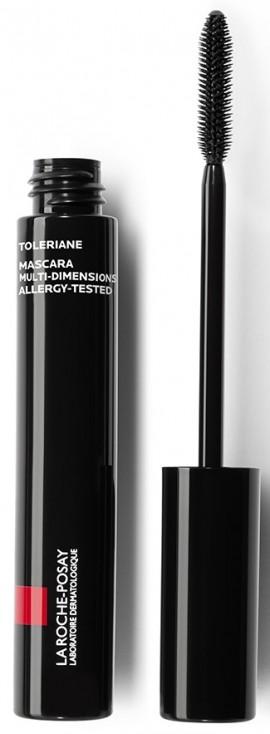 LA ROCHE-POSAY Toleriane Mascara Multi-dimensions black Μάσκαρα για μήκος, όγκο, διαχωρισμό, 7.4ml