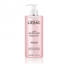 LIERAC Demaquillant Lait Micellaire Anti-Aging Cleansing Micellar Milk for All Skin Types, Γαλάκτωμα Διπλού Καθαρισμού Για Όλους τους Τύπους Δέρματος, …