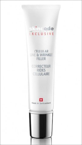 SKINCODE Cellular Line & Wrinkle Filler, Παχύρρευστη κρέμα γεμίσματος ρυτίδων, 15ml