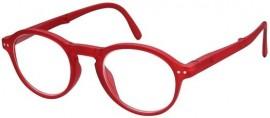 Omnia Vision Σπαστά Γυαλιά Πρεσβυωπίας σε τσοχινη θήκη code: RG-284 red ( 1 τμχ)