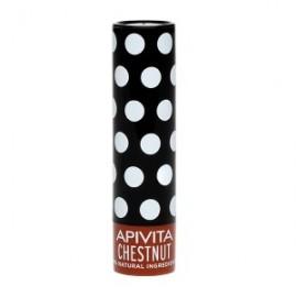 APIVITA Lip Care με Κάστανο, 4.4g