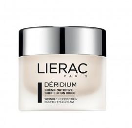 LIERAC Deridium Wrinkle Correction Nourishing Cream για Ξηρή - Πολύ Ξηρή Επιδερμίδα, 50ml