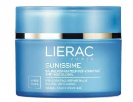 LIERAC Sunissime Baume Reparateur 40mL Βάλσαμο Ανάπλασης, Ενυδάτωσης & Ολικής Αντιγήρανσης για μετά τον ήλιο, για το πρόσωπο & το ντεκολτέ. Επανορθώνε …