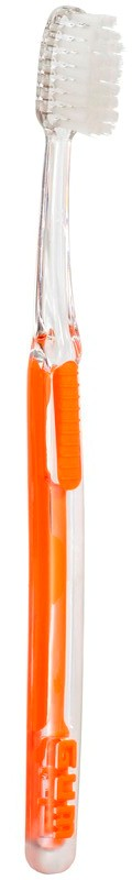 GUM Post-Operation Toothbrush 317 Οδοντόβουρτσα εξαιρετικά μαλακή για καθαρισμό μετά από οδοντιατρικές επεμβάσεις (τεμάχιο 1)