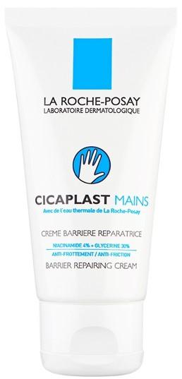 LA ROCHE-POSAY Cicaplast Hand Cream Επανορθωτική Κρέμα Φραγμού για τα Ξηρά και Ταλαιπωρημένα Χέρια από Οικιακές και Επαγγελματικές Δραστηριότητες, 50m …