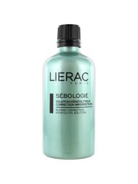 LIERAC Sebologie Blemish Correction Keratolytic Solution, Κερατολυτικό Διάλυμα για Διόρθωση των ατελειών, 100ml