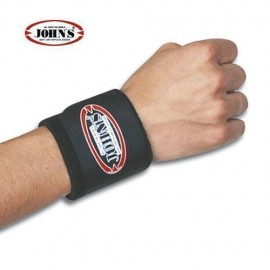 JOΗΝS Επικάρπιο Αυτοκόλλητο Wrap Around Black Line One Size (1 τεμάχιο) code 120109