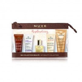 NUXE Travel Kit Nuxe Reve de Miel Cleansing and Make-Up Removing Facial Gel, 15ml + NUXE Creme Prodigieuse, 15ml + NUXE Huile Prodigieuse Multi-Purpos …