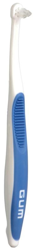 GUM  End Tuft Tapered Trim 308 Οδοντόβουρτσα με μικρή κεφαλή για εμφυτεύματα κλπ (τεμάχιο 1)