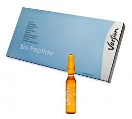 VERSION BIO PEPTIDE SERUM Ampoules , άμεση εντατική θεραπεία και λάμψη 15 αμπούλες x 2ml (1τμχ)