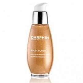 DARPHIN Soleil Plaisir Sun Sultry Shimmering Oil, Λάδι λάμψης που Ενισχύει & Επιμηκύνει τη Διάρκεια του Μαυρίσματος, 50ml