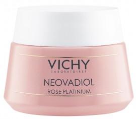 VICHY Neovadiol Rose Platinium Κρέμα για Ενίσχυση, Αναζωογόνηση & Ρόδινη Επιδερμίδα, 50ml