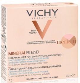 VICHY MineralBlend Healthy Glow Tri-Color Powder Medium, 9gr