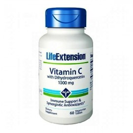 Life Extension VITAMIN C with dihydroquercetin  1000mg (60 ταμπλέτες)