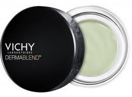 VICHY Dermablend Color Corrector - Green Πράσινο Concealer Μέτριας Έντασης έως Σοβαρές Δυσχρωμίες, 4.5gr