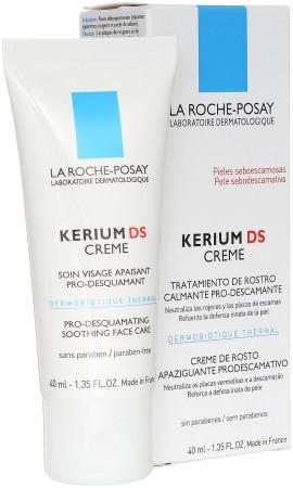 LA ROCHE-POSAY Kerium DS Cream Κρέμα για τη Σμηγματορροϊκή Δερματίτιδα Προσώπου, 40ml