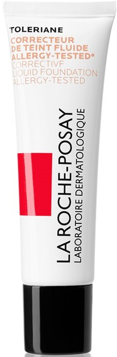 LA ROCHE-POSAY Toleriane Teint Fluid Ivory No 10, για Όλους τους Τύπους Ευαίσθητου Δέρματος SPF 25, 30ml