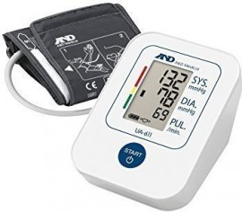 A&D Medical Blood Pressure Monitor UA-611 Ψηφιακό Πιεσόμετρο Βραχίονα