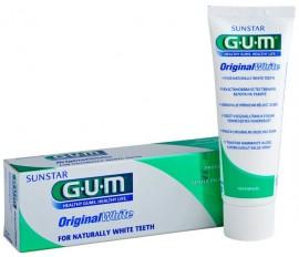 GUM Original White Toothpaste 1745 Οδοντόπαστα για Λεύκανση 75ml