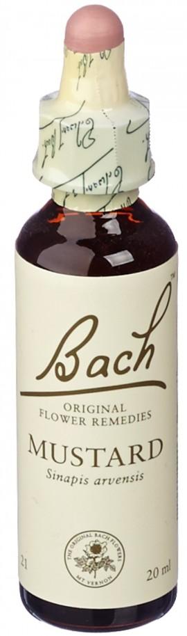 POWER HEALTH Bach Mustard Ανθοΐαμα για την Αντιμετώπιση των Συναισθηματικών Απαιτήσεων της Καθημερινότητας, 20ml