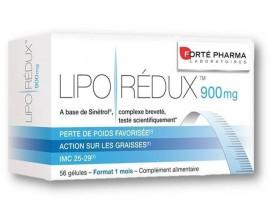 FORTE PHARMA Lipo Redux 900mg, Αδυνατιστική καινοτομία για  Μείωση Της  Περιφέρειας  Μέσης, Ισχίων, Κοιλιάς  (56 κάψουλες)