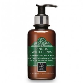 APIVITA Pindos Wild Herbs Ενυδατικό Γαλάκτωμα Σώματος, 200ml