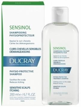 DUCRAY,  Sensinol Shampoo, Σαμπουάν Αγωγής Φυσιοπροστατευτικό κατά του κνησμού, 200ml