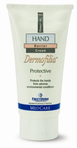 FREZYDERM Dermofilia Hand Cream, Ενυδατική Κρέμα Χεριών, 75ml