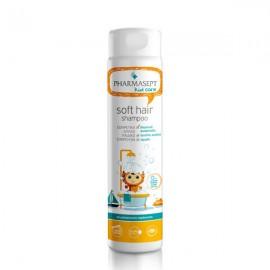PHARMASEPT Kid Soft Hair Shampooo, Απαλό σαμπουάν καθημερινής χρήσης χωρίς SLES/SLS για μαλακά μαλλιά, 300ml
