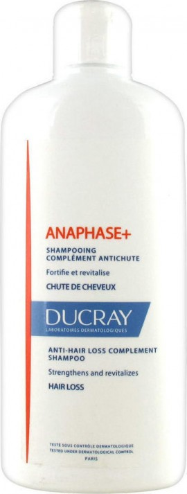 DUCRAY, Anaphase+ Shampoo, Σαμπουάν Κατά της Τριχόπτωσης, 400ml