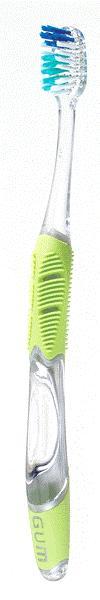 GUM Technique Compact Soft (491) Οδοντόβουρτσα μαλακή για την αφαίρεση της πλάκας (τεμάχιο 1)