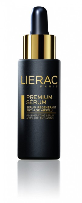 LIERAC PREMIUM SERUM, Αντιγηραντικός & αναζωογονητικός ορός προσώπου απόλυτης αντιγήρανσης, 30ml