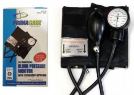 A&D PRIMACARE Blood Pressure Monitor Αναλογικό Πιεσόμετρο με Ενσωματωμένο Στηθοσκόπιο (1 τεμάχιο)