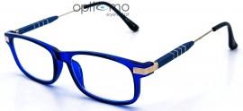 Opticmo Γυαλιά πρεσβυωπίας CBO-B200 Μπλέ, σε προστατευτική θήκη PVC