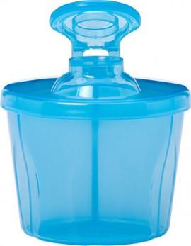 DR. BROWNS Milk Powder Dispenser Δοσομετρητής και Δοχείο Μεταφοράς Σκόνης Γάλακτος Χρώμα Μπλε (1 τεμάχιο) code 039-GB