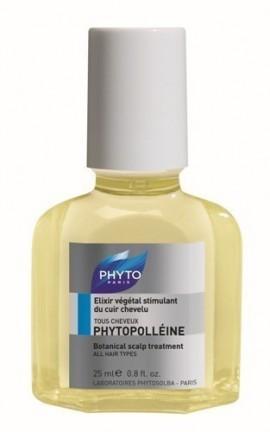 PHYTO PHYTOPOLLÉINE SERUM, Φυτικό ελιξίριο που αναζωογονεί το τριχωτό της κεφαλής  για όλους τους τύπους μαλλιών, 25ml