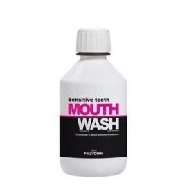 FREZYDERM Sensitive Teeth Mouthwash, Στοματικό Διάλυμα για τα Ευαίσθητα Δόντια, 250ml