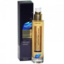 PHYTO Phytokeratine Extreme Creme Θρεπτική Κρέμα Θερμοπροστασίας, επανορθώνει τα Κατεστραμμένα, Ταλαιπωρημένα Μαλλιά & αποκαλύπτει Αμέσως τη Λάμψη τους, 100ml