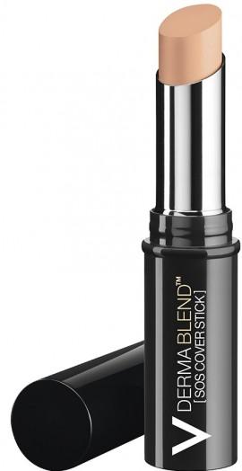 VICHY  Dermablend SOS Cover Stick NO35 - Sand Concealer για Τοπικές Ατέλειες, 4.5gr