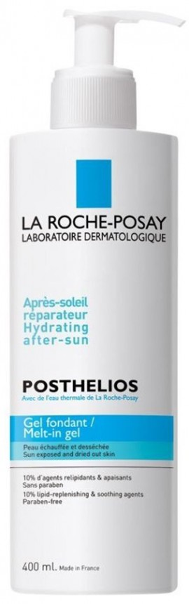 LA ROCHE-POSAY Posthelios Καταπραϋντική Κρέμα για το Πρόσωπο και το Σώμα, 400ml