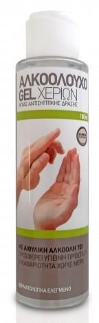 Veral Αλκοολούχο Gel χεριών, ήπιας αντισηπτικής δράσης, 70% περιεκτικότητα σε αλκοόλη 100ml