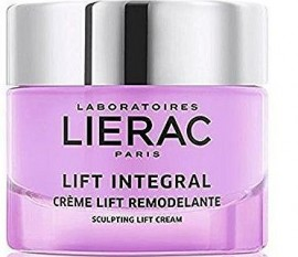 LIERAC Lift Integral Cream Κρέμα Λίφτινγκ Αντιγήρανσης και Επανασμίλευσης, 50ml