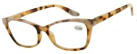 Omnia Vision Γυαλιά Πρεσβυωπίας και με BLU Light Filter σε χρώμα Ταρταρούγα code: RG-295 beige ( 1 τμχ)