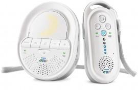 AVENT PHILIPS  Συσκευή παρακολούθησης μωρού DECT: εμβέλεια 330 μέτρων, αμφίδρομη ομιλία, φωτάκι νυκτός, μελωδίες νανουρίσματος code SCD506/26