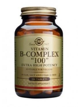 SOLGAR B 100 COMPLEX 100VCAP