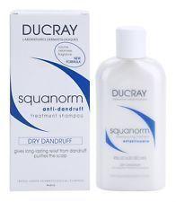 DUCRAY, Squanorm Shampoo Pellicules Sèches , Σαμπουάν κατά της Ξηρής Πιτυρίδας, 200ml