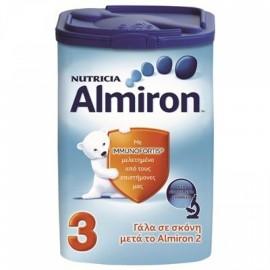 Almiron 3 της NUTRICIA Το κατάλληλο ρόφημα γάλακτος για νήπια 1-2 ετών, EaZypack των 800 gr